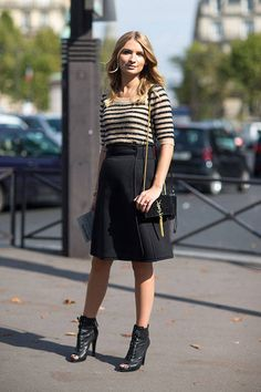 Check out these amazing street style snaps from Spring 2014 Paris Fashion Week.