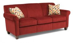 Dana Fabric Sofa by #Flexsteel via Flexsteel.com