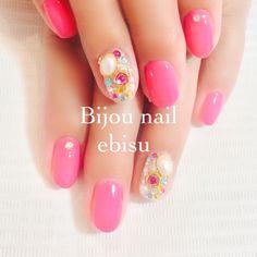 ネイル 画像 Bijou nail ビジュネイル 恵比寿  恵比寿 1256003