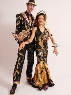 Ryley & Moss, 2014 Stuck at Prom Top 10 finalist http://stuckatprom.com/?utm_campaign=stuck-at-prom-general&utm_medium=social&utm_source=pinterest.com&utm_content=duct-tape-prom-fashion
