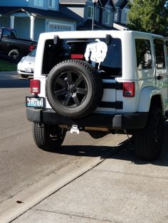 White Jeep, Antique Cars, Monster Trucks, Antiques, Vehicles, Vintage Cars, Antiquities, Antique, Car