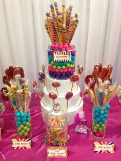Carnaval Candy Table 1