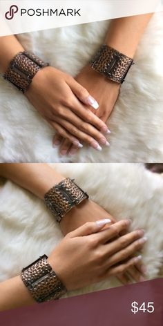 NEW! Beautiful Copper Metal Bracelets FINAL PRICE NWT Sold Separately Boutique Jewelry Bracelets