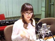Taeyeon - Dorky DJ GIFs SNSD Girls Generation
