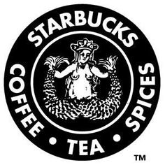 スターバックス旧ロゴ