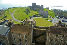 Dover Castle | Atlas Obscura