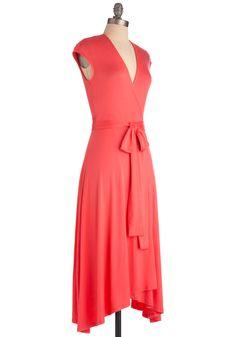 Wrapped Up in Beauty Dress | Mod Retro Vintage Dresses | ModCloth.com