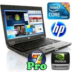 Mobile Workstation HP EliteBook 8540w Core i7 720QM 4Gb 250Gb 15.6