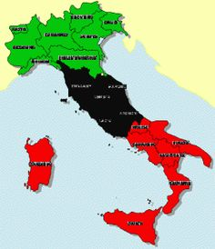 italy regions 258x300 Fashion vs. Geography: Where to Wear