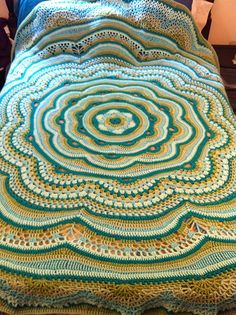 Ravelry: Tides of Change pattern by Frank O'Randle