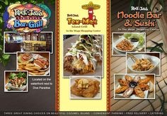 Rock 'n Java Caribbean Bar and Grill - Restaurant, Tex-Mex Island Grill & Noodle Bar & Sushi in Cozumel