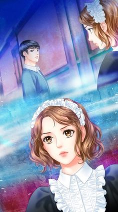 전화와 나-로맨스(완결) : 네이버 블로그 Manga Couple, Anime Love Couple, Couple Art, Anime Love Story, Couple Romance, Cartoon Profile Pictures, Romantic Couples, Anime Couples, Webtoon