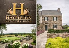 Image result for wedding at hayfields