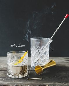 The Working Girl's Tequila Cocktail