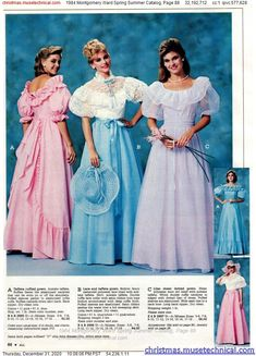 Retro Fashion 60s, 80s And 90s Fashion, Vintage Fashion, Fashion Outfits, Classic Fashion, Vintage Style Dresses, Vintage Outfits, Pin Up Princess, Montgomery Ward