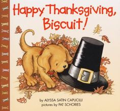 The Book Nook: 5 of Our Favorite Thanksgiving Books - Happy Thanksgiving Biscuit {Felt With Love Designs} Thanksgiving Books, Thanksgiving Activities, Thanksgiving Desserts, Toddler Storytime, Language Activities, Speech Activities, Reading Activities, Reading Levels, Cursed Child Book
