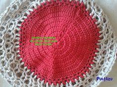 patrón gratis. Marketbag. crochet
