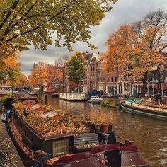 Amsterdam ...by @aysesivil  #amsterdam