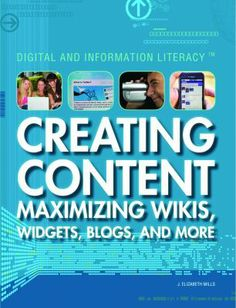 """Describes the ways that users may generate Internet content, including blogs, Wikipedia, social networks, and sites for posting photographs and videos, and discusses Internet dangers and such activities to avoid as copyright violations."""