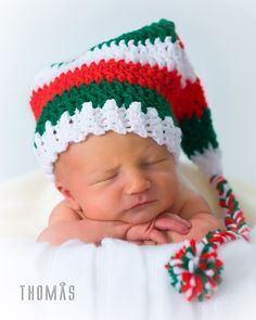 Christmas Baby Picture 2