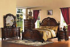 Remington California King Bed - 20264CK