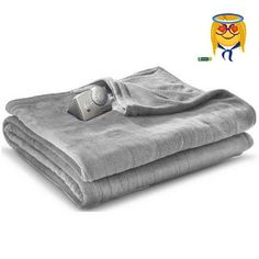 #limited Stay warm and cozy on those cold winter nights with the #Biddeford Blankets Micro Plush Heated Blanket. The ultra-soft plush polyester blanket allows yo...