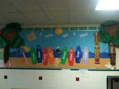 Surfing- Back-To-School- Bulletin