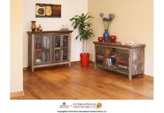 Ifd967consmc In By International Furniture Direct Moberly Mo 49in Console W 4