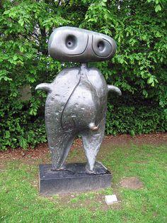Miró - Lousiana Museum of Modern Art, Humblebæk, Denmark