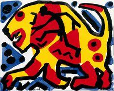 A.R. Penck, 1995