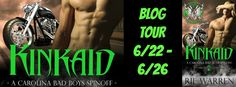 Blog Tour Review & Giveaway ~ KINKAID (Bad Boys of Retribution MC #2) by Rie Warren