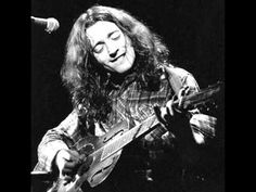 Rory Gallagher - A million miles away (with lyrics)