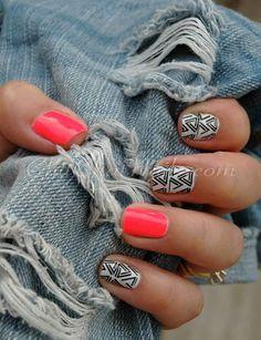 Des nail patch