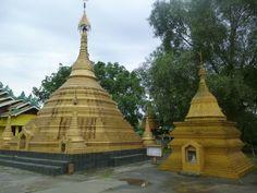 Golden temple, Chonkham, India Photo credits : Lucas ROUSSEAU