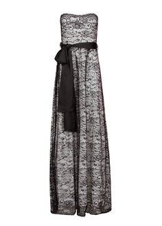 MANGO - Robe bustier dentelle 129,99
