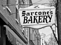 Sarcone's Bakery Philly Pa, South Philly, Italian Bakery, Italian Market, Visit Philadelphia, Tomato Pie, City Road, Pennsylvania, Things To Do