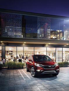 Introducing the new 2015 Honda CR-V! #Honda #CRV #Pickering