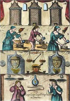 Editado en 1677, en La Rochelle, Francia y su autor utilizó el pseudónimo de Altus. 15 FIGURAS