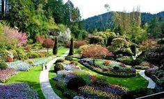 pretty gardens - Google Search