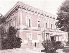 Embajada de Alemania.