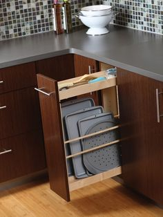 Kitchen Organization Design, Pictures, Remodel, Decor and Ideas - page 18