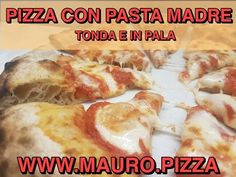 Pizza con pasta madre solida - YouTube