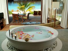 Coco Palm Bodu Hithi at the Maldives Islands  The most romantic luxury hotel