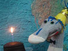 Bob Trotteur fête son premier anniversaire.