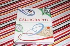 Rotovision written by Gaye Godfrey-Nicholls Calligraphy Tools, How To Write Calligraphy, Book Names, Typography Books, Hand Lettering, Good Books, The Book, Writing, Contemporary