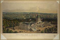 Washington DC, 1856