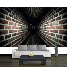 Dark tunnel MaMurale.com