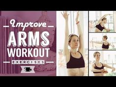 Strong and Lean Arms Workout | Lazy Dancer Tips - YouTube