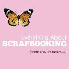 Scrapbooking Organization - Ideas for Getting Organized.  ROOM