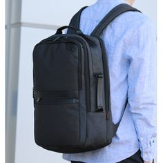 f208ae6f7fc LEFTFIELD Mens 15 Laptop Backpack School College Bag Rucksack 1001